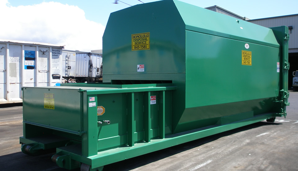 Compactor in Honolulu